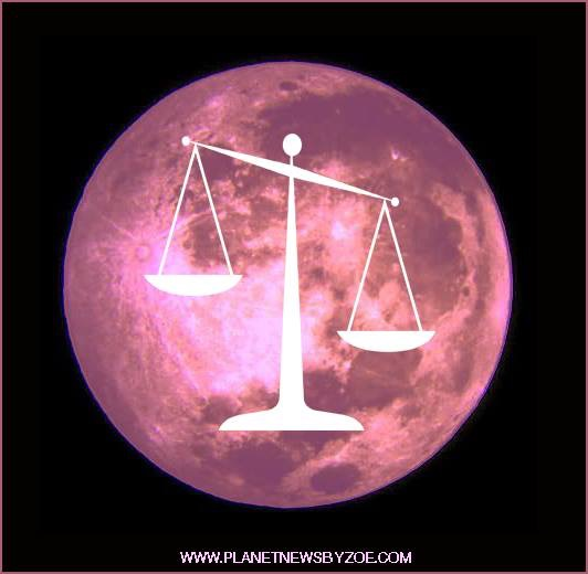 Pink Full Moon Libra Tuesday April 11th 2017